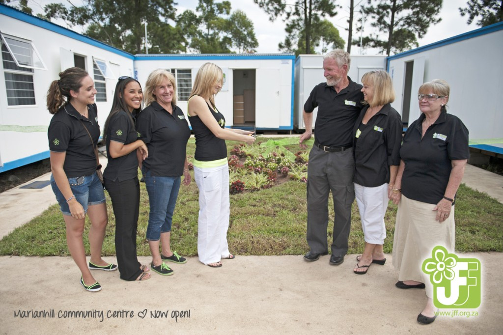 Jes Foord Foundation opens Community Centre