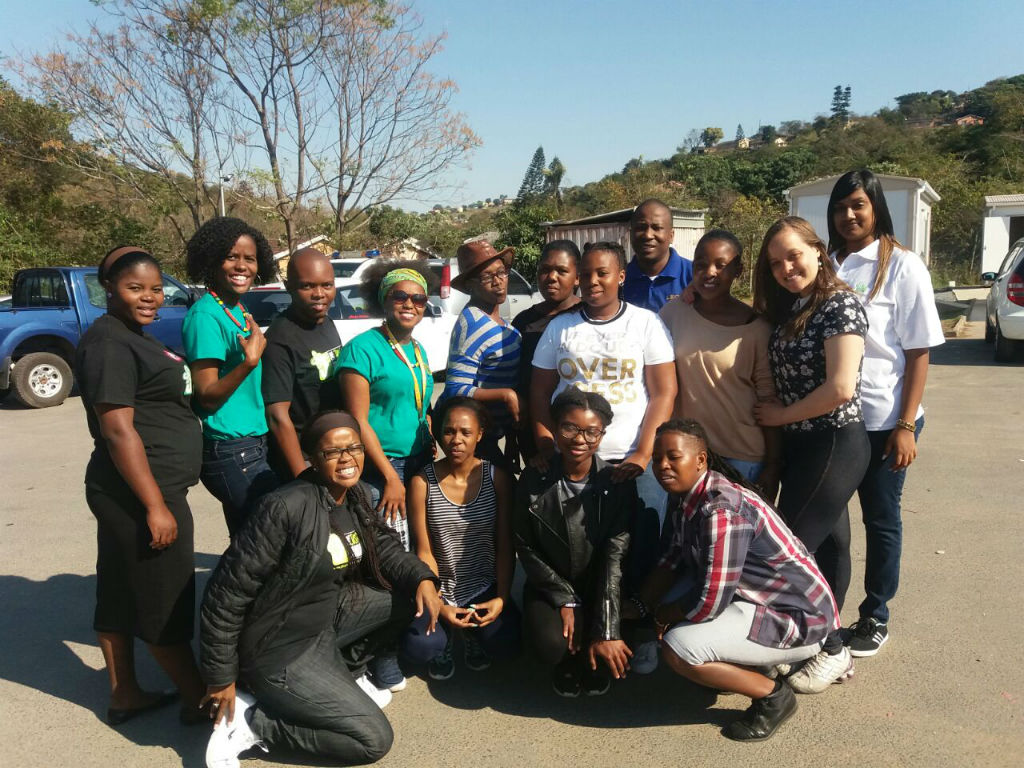 The Jes Foord Foundation gives back to the Marianhill Community this Mandela Day