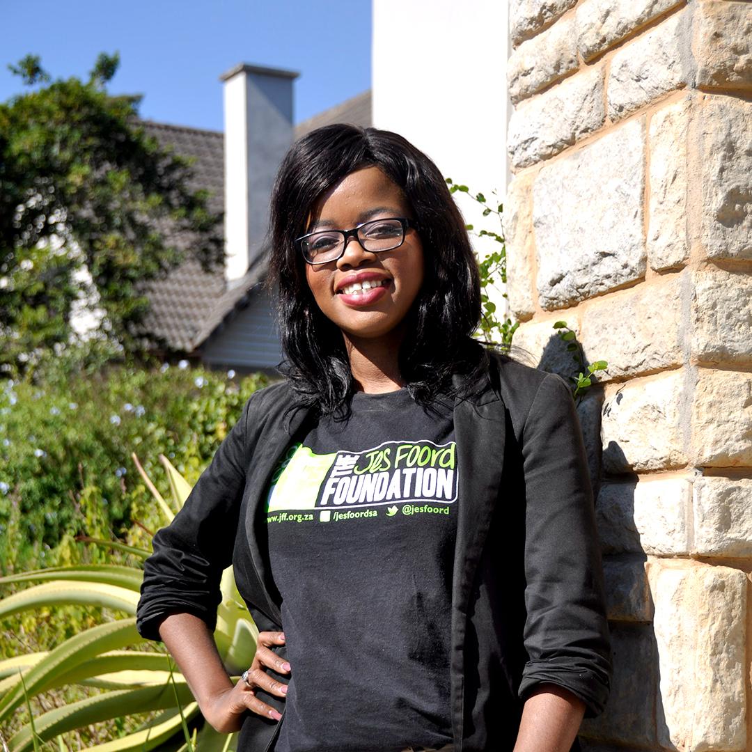 Nqobile Joyful Hlongwane